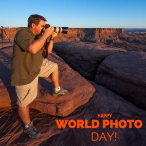 Happy World Photo Day