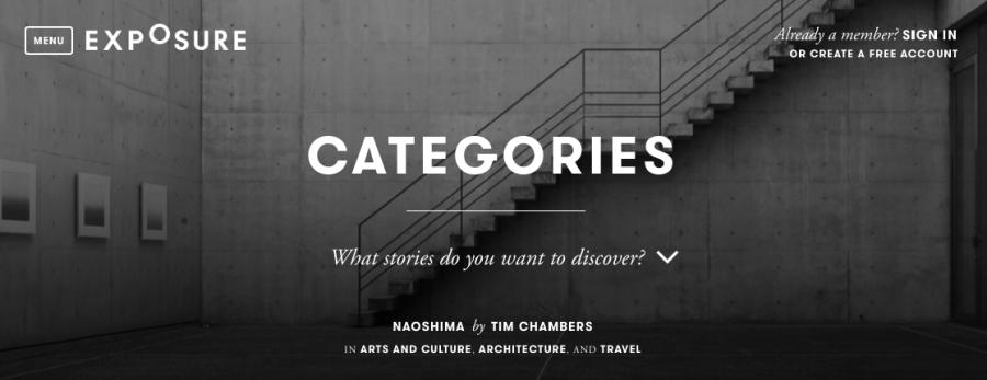 Exposure Categories